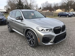2020 BMW X3 M Competition SAV