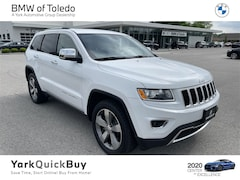 2015 Jeep Grand Cherokee Limited 4x4 SUV in [Company City]