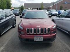 2014 Jeep Cherokee Sport FWD SUV in [Company City]