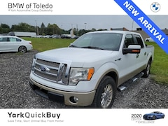 2010 Ford F-150 Truck SuperCrew Cab in [Company City]