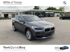 2022 BMW X2 xDrive28i Sports Activity Coupe
