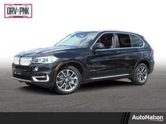 Used 2015 BMW X5 xDrive50i SUV in Houston