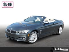 Used 2016 BMW 428i SULEV Convertible in Houston