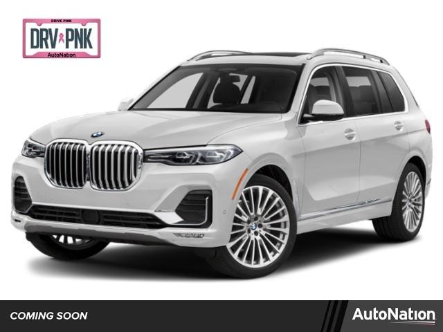 BMW Of Tucson >> New 2020 Bmw X7 Xdrive40i For Sale Tucson Az