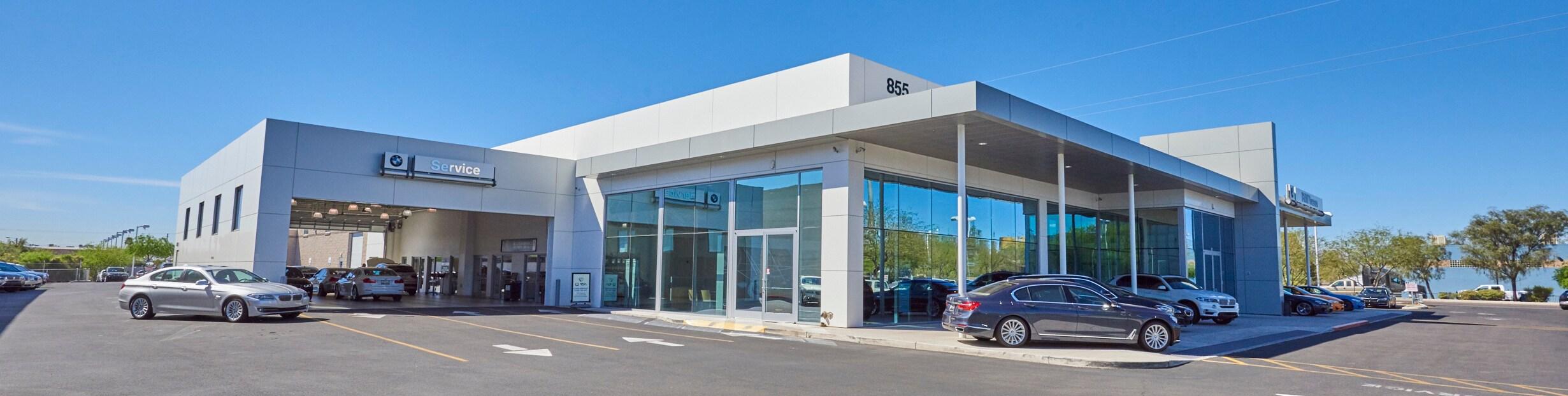 BMW Service Center Near Me | BMW of Tucson