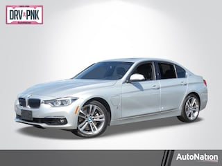 2017 BMW 330e iPerformance Sedan