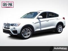 2015 BMW X4 xDrive28i SUV in [Company City]