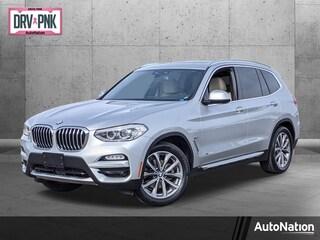 2018 BMW X3 xDrive30i SAV in [Company City]