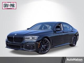 2021 BMW 750i xDrive Sedan