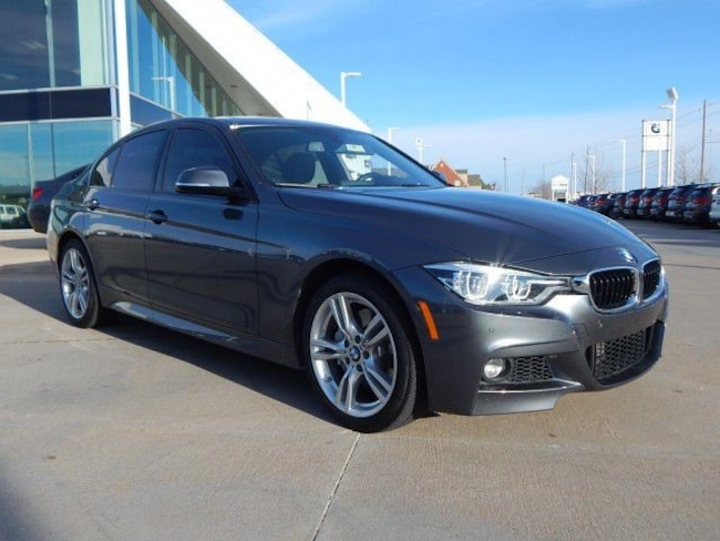 2018 BMW 3 Series 340i xDrive**M SPORT PACKAGE WITH NAV AND BACK UP Sedan