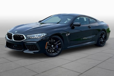 2020 BMW M8 **BOWERS AND WILKINS, CARBON EXTERIOR PKG** Coupe