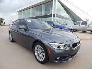 2018 BMW 3 Series 320i**NAVIGATION BACK UP CAMERA AND MORE!!** Sedan