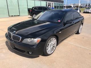 2007 BMW 7 Series 750i Sedan