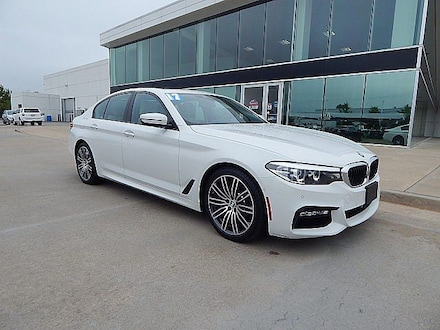 2017 BMW 5 Series 530i**FULLY LOADED M SPORT!** Sedan