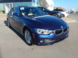 2017 BMW 3 Series 328d xDrive**SPORT LINE WITH COLD WEATHER AND MORE Sedan