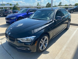 2017 BMW 3 Series 330i**NAVIGATION AND BACK UP CAMERA AND MORE!** Sedan