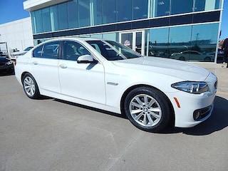 2016 BMW 5 Series 528i **NAV, PREM PKG, BACK UP CAMERA** Sedan