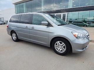 2007 Honda Odyssey EX-L**INEXPENSIVE TRANSPORTATION!** Minivan/Van