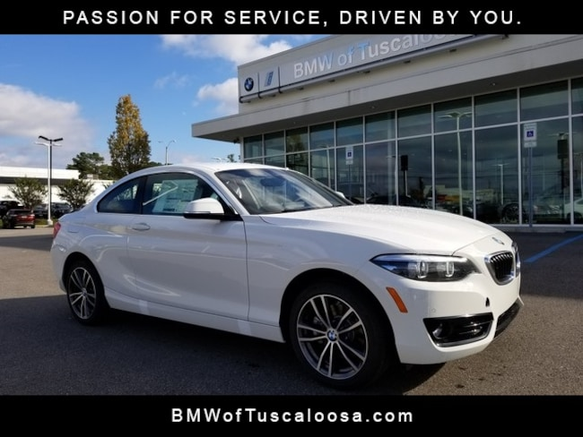 New 2019 BMW 230i Coupe for sale in Tuscaloosa