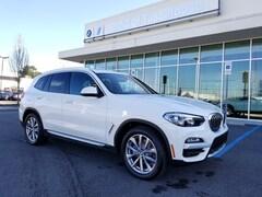 New 2019 BMW X3 sDrive30i SAV for sale in Tuscaloosa