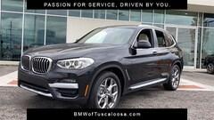 New 2021 BMW X3 xDrive30i SAV for sale in Tuscaloosa