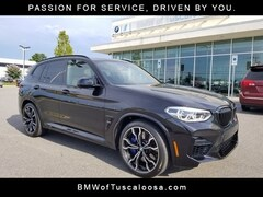 New 2020 BMW X3 M Competition SAV for sale in Tuscaloosa