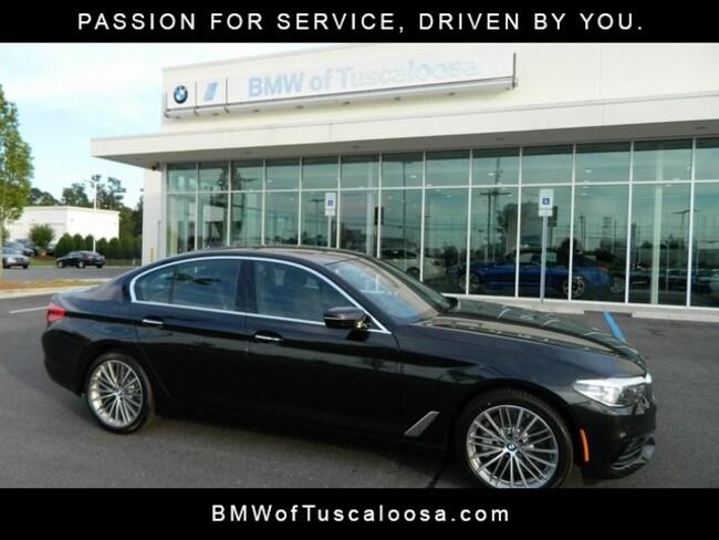 New 2018 BMW 530i Sedan for sale in Tuscaloosa