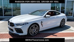 New 2020 BMW M8 Coupe for sale in Tuscaloosa