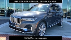 New 2021 BMW X7 xDrive40i SAV for sale in Tuscaloosa