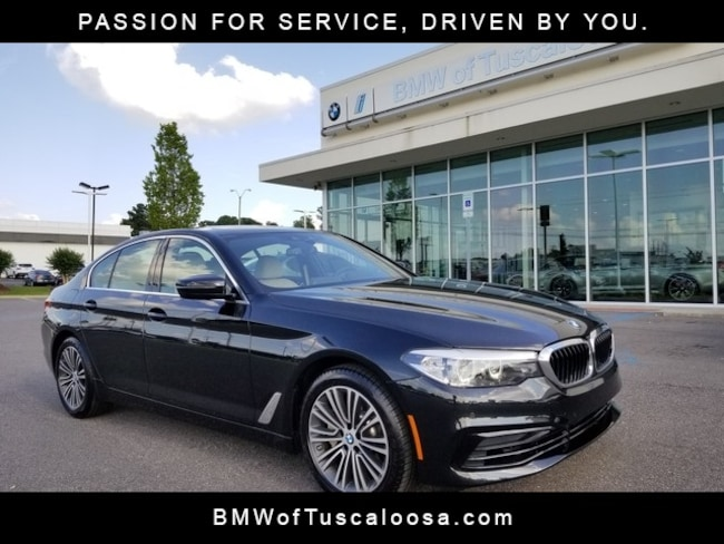 New 2019 BMW 540i Sedan for sale in Tuscaloosa