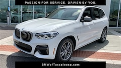 New 2021 BMW X3 M40i SAV for sale in Tuscaloosa