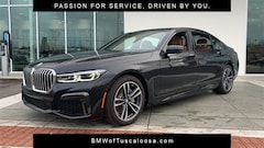 New 2020 BMW 740i Sedan for sale in Tuscaloosa