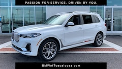 New 2019 BMW X7 xDrive50i SUV for sale in Tuscaloosa