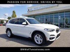 New 2020 BMW X3 sDrive30i SUV for sale in Tuscaloosa