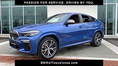 New 2020 BMW X6 M50i Sports Activity Coupe for sale in Tuscaloosa