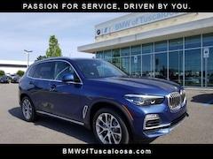 New 2019 BMW X5 xDrive40i SAV for sale in Tuscaloosa