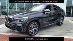 New 2021 BMW X6 M50i SUV for sale in Tuscaloosa