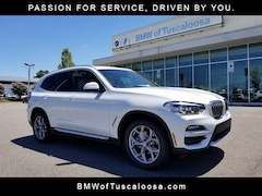 New 2020 BMW X3 sDrive30i SAV for sale in Tuscaloosa