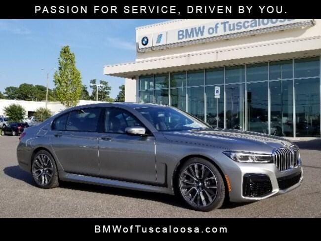 New 2020 BMW 740i Sedan for sale in Tuscaloosa