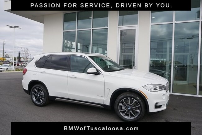 Pre-Owned 2018 BMW X5 xDrive35i SAV for sale in Tuscaloosa