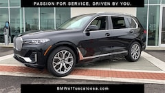 New 2020 BMW X7 xDrive40i SAV for sale in Tuscaloosa