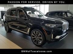 New 2020 BMW X7 xDrive40i SAV for sale in Tuscaloosa