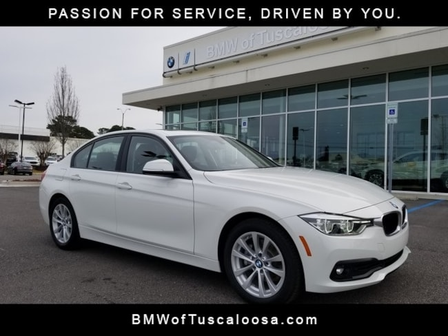 New 2018 BMW 320i Sedan for sale in Tuscaloosa