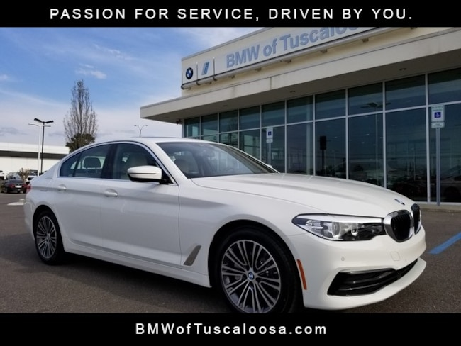 New 2019 BMW 530i Sedan for sale in Tuscaloosa