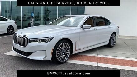 2021 BMW 7 Series xDrive Sedan