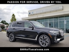 New 2019 BMW X7 xDrive40i SUV for sale in Tuscaloosa