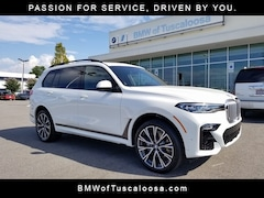 New 2020 BMW X7 xDrive40i SUV for sale in Tuscaloosa