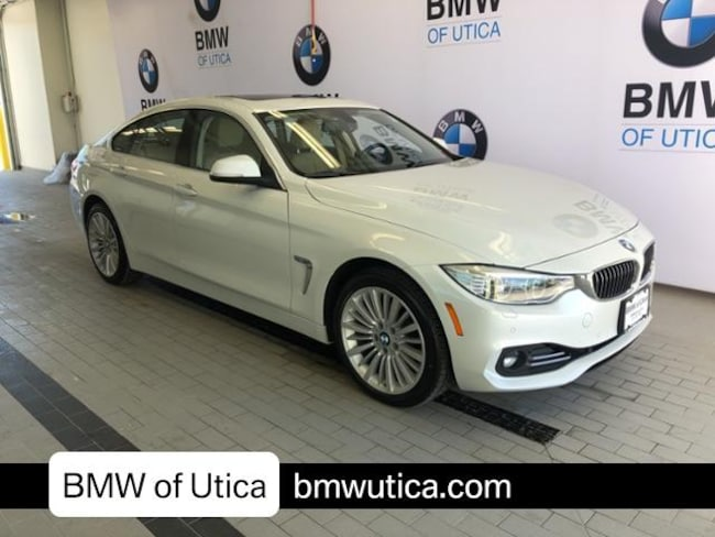 2015 BMW 4 Series 4dr Sdn 428i Xdrive AWD Gran Coupe Car