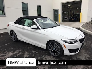 New 2020 BMW 230i xDrive Convertible