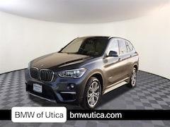 Used 2017 BMW X1 xDrive28i Sports Activity Vehicle Sport Utility Utica NY